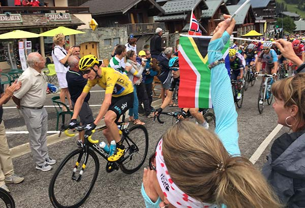 ROAD CYCLING PACKAGE – Tour De France